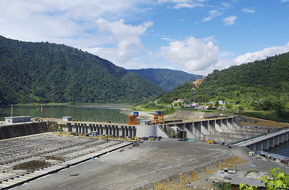 Эквадорская ГЭС
